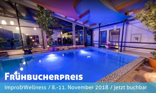 Impro & Wellness-Wochenende November 2018